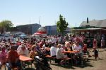 Niendorfer Hafengeburtstag 10 . 12. Mai