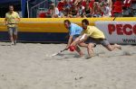 Beach-Hockey