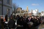 Demo gegen Bäderregelung