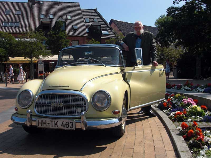 Internationales Auto Union VETERANEN TREFFEN in Timmendorfer Strand